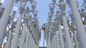 The Lights Statue Everyone s Been to LACMA — Stuff in LA