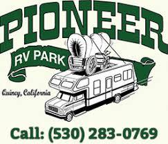 Pioneer RV Park Logo
