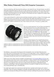 Who Makes Primewell Tires Will Surprise Consumers By ... Bfgoodrich Allterrain Ta Ko2 Tires Bfg All Terrain Skin Costco Whosale On A Small Trailer For American Truck Simulator Opening Hours 150 Kingston Rd E Ajax On Greenball Spartacus Atv Tire To Offer Special Deal Premium Chevy Silverados Goodyear Wrangler Sra Tires Reviews With At D2 Sr A Lt305 60r20 Center 20 1755 Hacienda Dr Vista Shop Just Cemented Its Status As Americas New Favourite Place New 2018 Northrock Xc00 Fat Bicycle 299 Vs My 2017 Auto News Of Car Release 70 Off Set 4 Bridgestone 1 Tire Installation