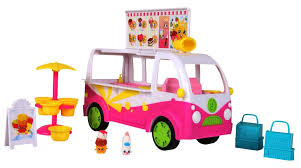 SHOPKINS SCOOPS ICE CREAM TRUCK PLAYSET EXCLUSIVE FIGURES FOOD FAIR ... Licks Ice Cream Truck Takes Up Post In Brentwood Eater Austin Chomp Whats Da Scoop Shopkins Scoops Playset Flair Leisure Products 56035 New Exclusive Cooler Bags Food Fair Season 3 Very Hard To Jual Mainan Original Asli Helados In Box Glitter Moose Toys And Accsories Play Doh Surprise