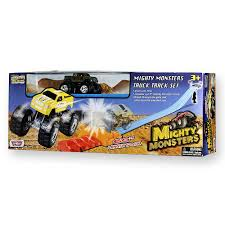100 Monster Truck Track Set Mighty S Ourkidseg
