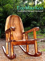 Salvaged Koa Rocking Chair By Eco Maui Koa | Eco Maui Koa | Wood ... Amazoncom Modern Adirondack Rocking Chair Garden Outdoor Henneford Fine Fniture Custom Build Childrens Wooden Plans Childrens Rocking Chair Plans Brown Puzzle Rocker Solid Wood For Kid Child Baby Refined By Sazerac Stitches How To A Youtube Double Lacewood Walnut Fewoodworking Heirloom Chidwick School Of Woodworking Log Rustic Etsy Woodarchivist Antique Velvet Which Furnished With Regard