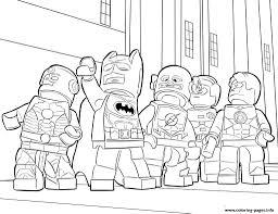 Lego Batman Ironman Flash Art Galleries In Coloring Book
