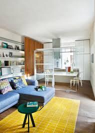 offener wohnraum mit halbhoher bild kaufen 12980099