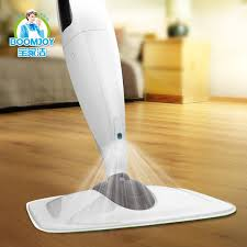 microfiber spray mop with 2 cloth suitable for wood floor tile