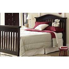 pinehurst espresso crib conversion kit creative ideas of baby cribs