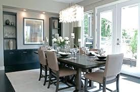 Grey Dining Room Ideas Blue