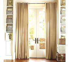 Traverse Curtain Rods For Sliding Glass Doors by Curtains For Large Sliding Glass Doors 10882