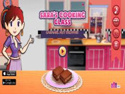 jeu ecole de cuisine de brownie au caramel école de cuisine de un des jeux en ligne