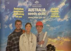 bureau d immigration australie au maroc l immigration en australie australie