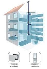 freie lüftung über schachtsysteme bad und sanitär