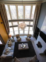 Modern Window Curtains For Living Room by Rooms Viewer Hgtv