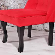design esszimer sessel rot nackenrolle barock lehnstuhl wohnzimmer stuhl