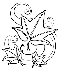 Fall Coloring Pages Printables Printable Free Archives Best Page Draw