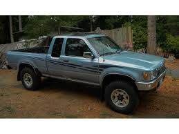 100 Pick Up Truck For Sale By Owner 1991 Toyota Up Classic Car Auburn WA 98092