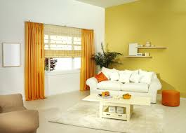 bright orange and white living roomneon paint colors light burnt