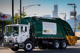 100 Waste Management Garbage Truck As Tons Of Chicago Recycling Go To Dumps A Private Firm Is Paid