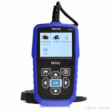 100 Heavy Duty Truck Battery Car 2 In 1 Diesel Engine Scanner For VOLVO NexLink NL102 OBD2