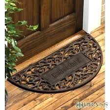Cool Door Mats Designer Front Door Mats Out Out Cool Front Door