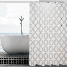 kaufen einfache wasserfeste duschvorhänge dekor endlosen