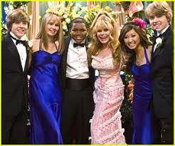 charro has a suite life ahead brenda song cole sprouse debby