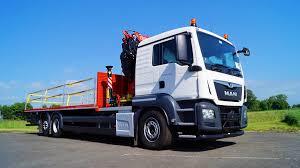 100 Gj Truck Sales 26000kgs MAN TGS 26420 Container Spec Alltruck Group