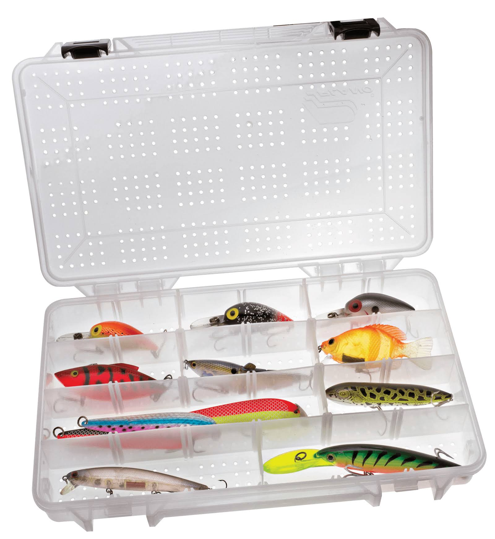 Plano 43700-0 Hydro-flo Stowaway Tackle Box
