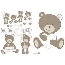 stickers ours chambre bébé stickers ourson chambre bébé inspirations et stickers ours chambre