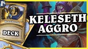 Hunter Hearthstone Deck Kft by Mkrowy Keleseth Aggro Paladin 1 2 Hearthstone Deck Std Kotft