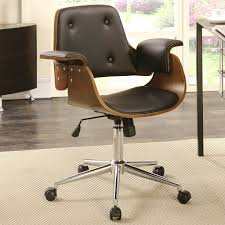 Mirage Adjustable Modern Curved Wood Black Upholstered Swivel Office Chair 90 Off Blue Upholstered Office Chair Chairs Heydon Fully Upholstered Office Chair No Arms Jk Fniture Baldridge Swivel Desk Bernie Phyls Wicker Midback Walnut Wood Conference In Black Leather Homestead Lacquered Lorry Modern Classic Beige Cedar Armrest Amazoncom Bankers With Arms Adjustable Height Mentor Office Chair Nuans Smudge Buckeye Rockers Deck With Solid Art Inc Contemporary Casters
