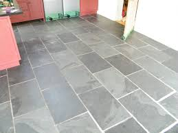 black slate kitchen floor stripping cleaning and sealing in ridley