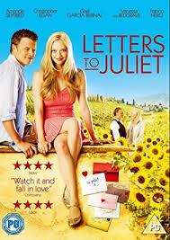 Letters to Juliet DVD 2010 Amazon Amanda Seyfried
