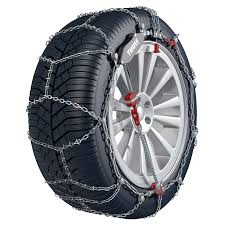 Thule CS-10 Snow Chains For AUDI A4 Allroad - Bj 04.09-05.16 At Rameder