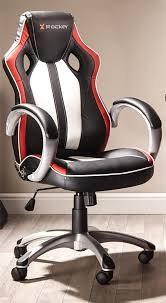 X Rocker Rogue High Back Vinyl Gaming Chair (White/Red/Black ... X Rocker Gaming Chair Rocker Gaming Chair Details About Wireless Gaming Chair Sound Video 51396 Review Ultimategamechair V 51301 Se Dorm Teen Kids Crew Fniture Classic Room Black New Rocker Delta Limited Edition Pc Xrocker Xrocker Playstation Infiniti 21 With Speakers 5106001 Pro Series Walmartcom Ace Bayou 5127401 Pedestal