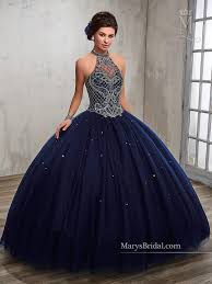 beaded a line quinceanera dress by mary u0027s bridal princess 4q503