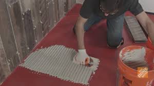 Preparing Wood Subfloor For Tile by Installing Radiant Heat In Flooring Flooring How To Videos And