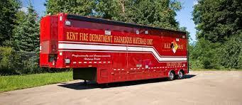 100 Hazmat Truck Mobile HAZMAT Response MilitaryGovernment Specialty Trailers