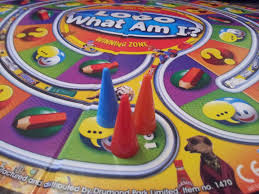 Toyologist 2012 Logo What Am I Board Game Review