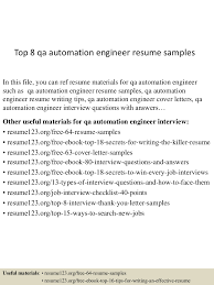 Top 8 Qa Automation Engineer Resume Samples Resume Sample Qa Valid Tester Inspirationa Professional Years Experience Format For Experienced Software Testing Engineer Fresh Test Lovely Samples Awesome Qc Inspector Quality Assurance 40 Mobile Application Stockportcountytrust Etl Jameswbybaritonecom Best Of Avidregion4org New Kolotco Beautiful Software 36 Junior