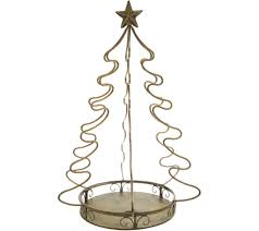 Bethlehem Lights Christmas Tree Storage Bag by Indoor Outdoor Metal Pineapple Or Tree Accent By Valerie Page 1