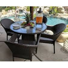 8 10 Person Patio Table by Patio Dining Sets You U0027ll Love Wayfair