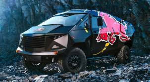 South African RED BULL Concept Truck Is Defender 130 APC »
