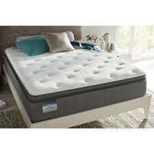 Simmons BeautySleep North Star Bay Twin Luxury Firm Pillow Top Low