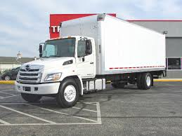 100 24 Foot Box Trucks For Sale 2018 HINO 268A 26 FT BOX VAN TRUCK FOR SALE 11570