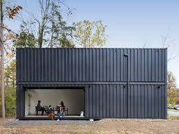 100 Metal Shipping Container Homes 4 S Become A Classroom At Bard College