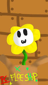Flowey Won The Poll So Here He Is