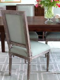 Dining Room Sage Green Traditional Chairs Unfinished Wood Chair Emerald Wooden Table Glass Vase Square Rug