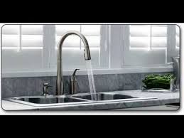 Kohler Touchless Faucet Barossa by Kohler Faucets Youtube