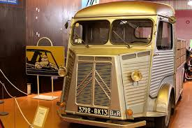 Old French Citroen Truck