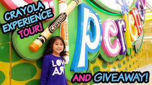 $7 Crayola Experience Coupon Code (all Locations), Review, And Tour ...